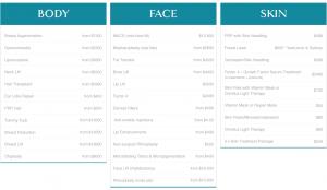 ICCM price guide