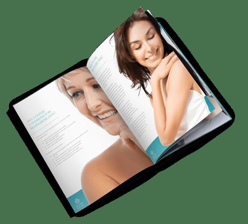 Eyelid Magazine Mockup